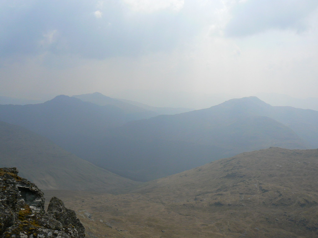 Mountains south of Arrochar