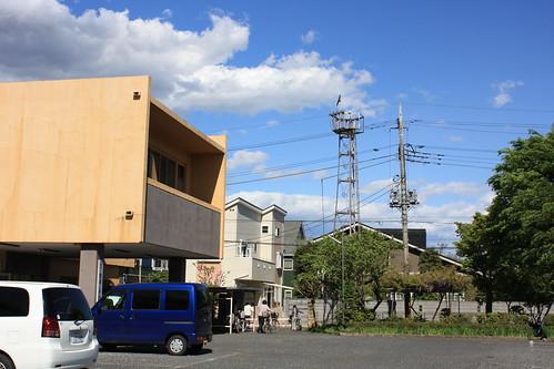 黒須の火の見櫓