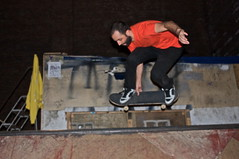 B S (**paul_clark**) Tags: skateboarding paulclark backsideair photorobhart autumnminiramp