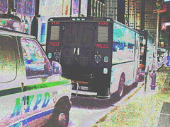 NYC_paddywagon_parade (Ran Dell's) Tags: