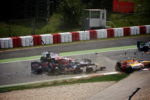 Massa aguantat a Vettel