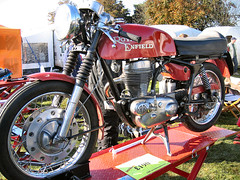 ROYAL ENFIELD 250cc. BABY BOY RACER.