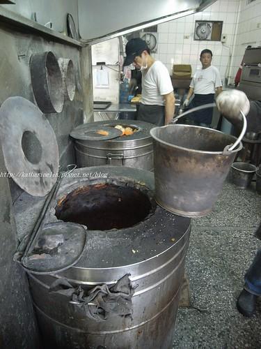 你拍攝的 5炭烤爐。