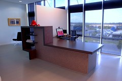 X-Board Plus Reception Desk #4