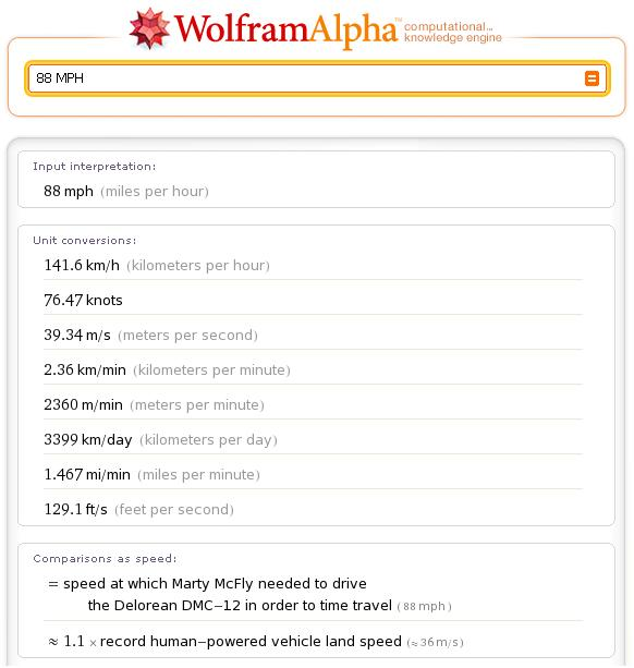 wolfram alpha easter egg5