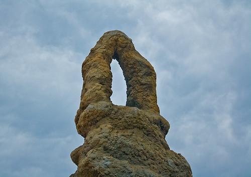 Grotto spire