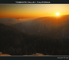 Yosemite Sunset (iCamPix.Net) Tags: california sunset mountains love reflections landscape nevada tourists explore granite sierranevada lowerfalls professionalphotographer yosemitevalley tuolumnemeadows mostviewed sentineldome upperfalls mariposacounty canonef2470mmf28l 8665 canoneos1dsmarkiii yosemitesunset mostbeautifullake mostwatched icampixtechnologylevelii yosetiefalls majorattraction yosemitefallsreflections