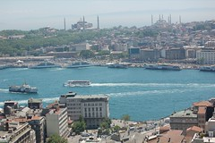 İstanbul bana aşık, ben İstanbula aşığım!