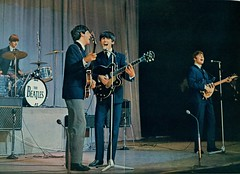 The Beatles (reinap) Tags: johnlennon ringostarr thebeatles paulmccartney georgeharrison byroyalcommand