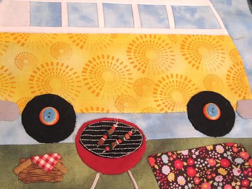 leigh's cookout bus