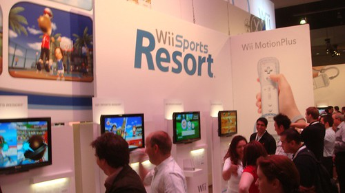 Wii Sports Resort - E3 2009