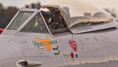 Gloster Meteor F8 Cockpit