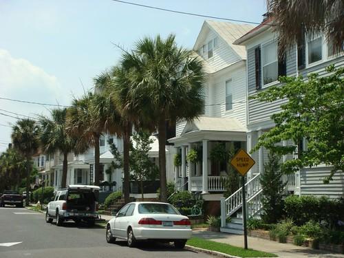 Colonial Street, Charleston.