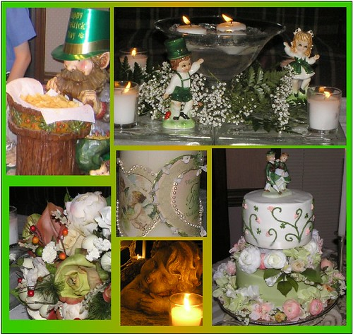 Will also post some Irish wedding ideas as well