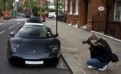 Lamborghini LP640 + Dave (David J. Anderson) Tags: auto camera new david slr london car dave digital canon d50 square lens eos is photo nikon automobile shot sigma exotic anderson 17 parked usm dslr 70 lamborghini 85 supercar spotting crouching stopped davey sighting eyre lambo precise cadogan lp640 40d