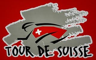 Tour de Suisse: Logo