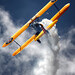 John Mohr & Stearman - 2009 Quad City Airshow - JMS Version