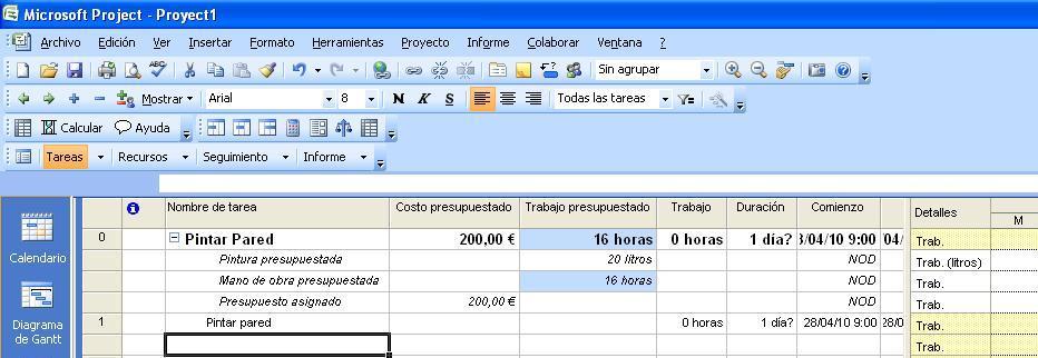 recursos de presupuesto