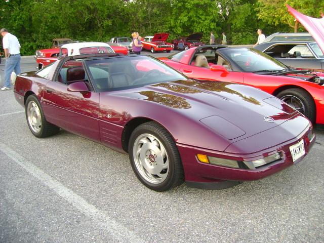 1993 chevy corvette c4 cruisenight glenburniemd centreatglenburnie streetsurvivorsofmd