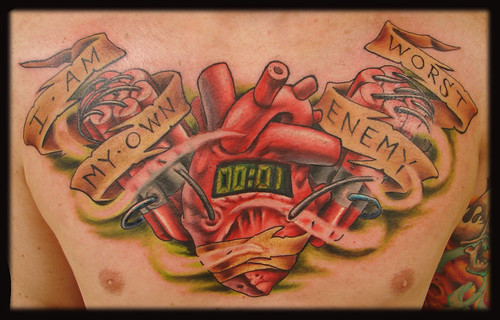 anatomical-heart-explosive-banner-tattoo