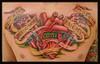 anatomical-heart-explosive-banner-tattoo