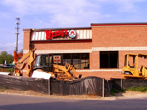 Wendy's In Colesville, May 2010