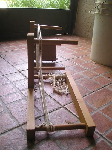 New inkle loom