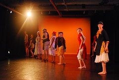 Geegadongpeoria '10 (mokksha) Tags: brooklyn dance comedy williamsburg triskelion abbybender