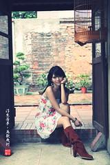 歡歡艋舺外拍36 (^o^y) Tags: woman girl lady asian model taiwan showgirl sg taiwanese 美女 外拍 麻豆 比基尼 性感 辣妹 網拍 模特兒 美眉 女神 射手 旅拍 我猜 歡歡 趙小妍 l92833 趙妍歡