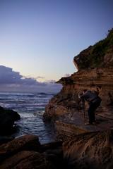 Breezy frames a shot (Jon Duhig) Tags: sunrise sydney northernbeaches turimetta photopgraphers