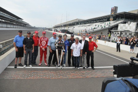 Pole winners at Indianapolis