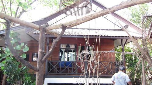 Koh Samui Kirati Resort - Deluxe Hut サムイ島キラチリゾート デラックスハット (3)