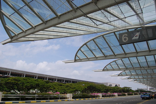 Changi Airport by edwin.11, on Flickr