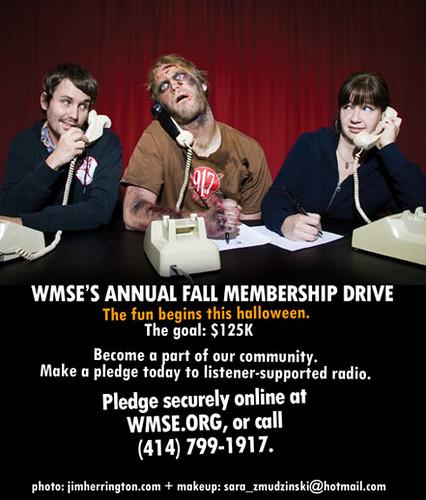 2007 Fall Membership Drive 1/4 page ad