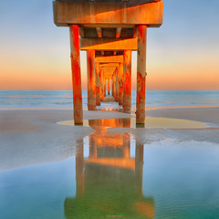 St Aug Pier Vertical Glass (JamesWatkins) Tags: ocean light sunset usa seascape art glass se evening nikon poetry surf unitedstates sundown florida piers unitedstatesofamerica digitalart smooth shoreline beautifullight wideangle atlantic writers beaches wa lowtide poems atlanticocean hdr beautifulclouds tides poets surfside d300 beachscape sigma1020mm staugustinebeach blueocean creativewriting saintaugustine theatlantic floridabeaches oceanscapes bluesunset poemsandphotos oceanscape beautifulsunsets 5photosaday theeastcoast staugustinefl oceandreams saintaugustinebeach the4elements poetryandphotos abigfave jameswatkins hdrphotos saintaugustineflorida photoswithpoems anawesomeshot photosandpoems theunforgettablepictures hdrpictures smoothasglass tup2 nikkond300 poemsandpoetry saintaugustinepier poemsandpoets floridapiers shoresandshoreline beautifulsundown poemswithphotos saintaugustinebeachpier
