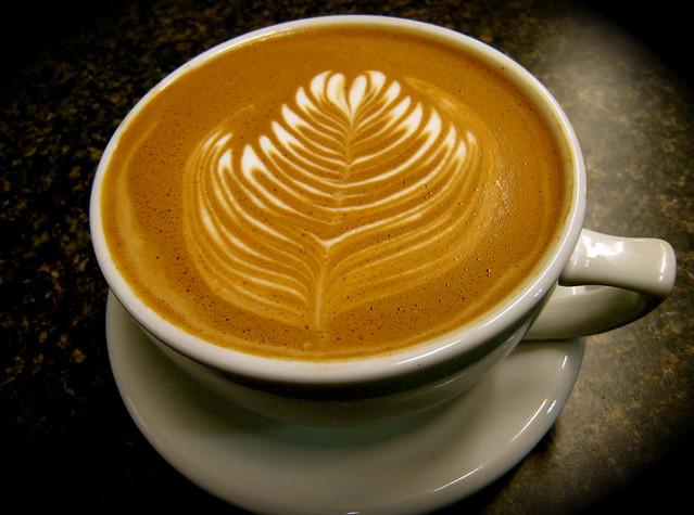 Ten of the Best Coffee Shops in Brighton - Foam Art