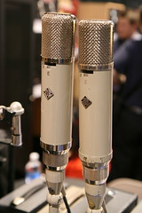 Telefunken Ela M 251, old and new