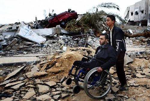PALESTINIANS-ISRAEL/ by pinkturtle2.