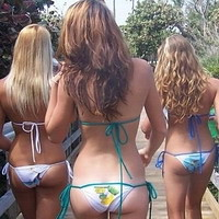 Bikini Beach Girls Sexy Photo Slideshow