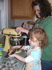 Mama's New Mixer