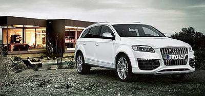 alquiler Audi Q7