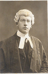 Young English Judge pince-nez c 1900 (pince_nez2008) Tags: nose glasses handsome judge eyeglasses eyewear courtroom pincenez noseclip