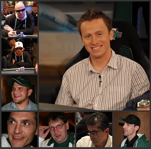 Puggy82 (main picture) was amongst a host of bwin Team veterans in Januarys Big Bounty
