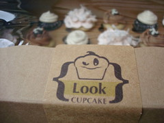 Sweet Surprise from Look Cupcake!