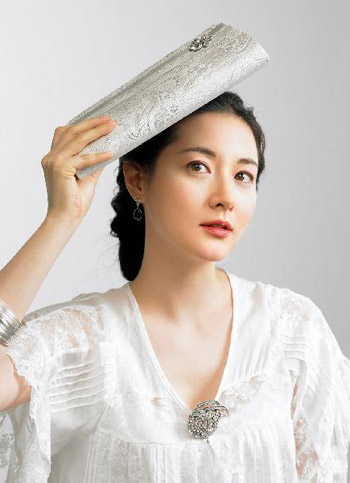Beautiful Korea Actress on Lee Young Ae Voted As Most Beautiful Korean Actress In Japan