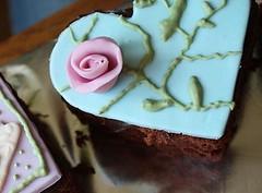 Valentins Tag Herzen (evi_vintage) Tags: flower cakes pretty pasta schokolade torte zuckerpaste