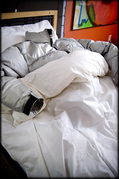 coat-bed