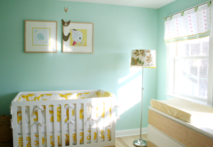 Crib side