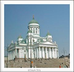 Helsinki 2006 - Dom und Senatsplatz