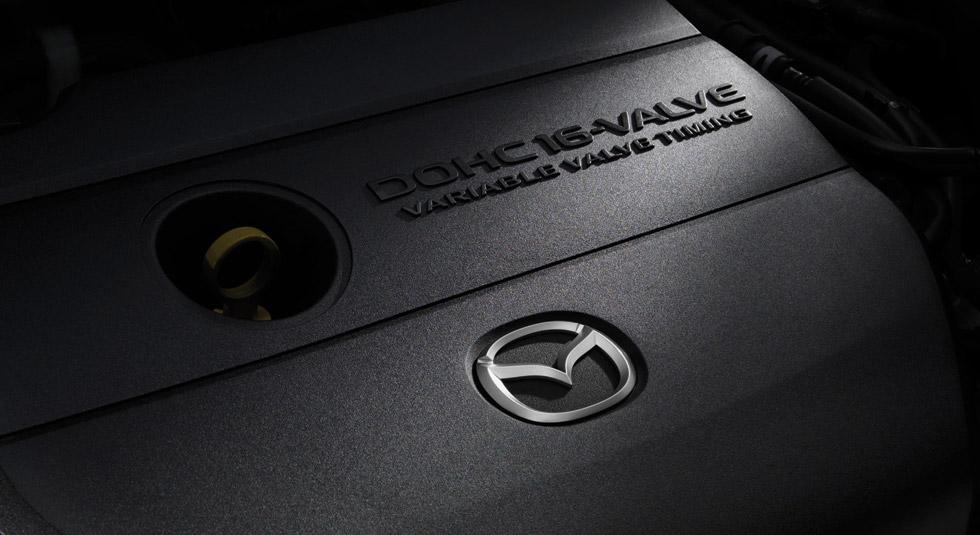 Mazda 6 2.5L 4-cylinder engine AT